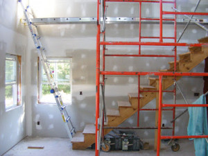 painting scaffold